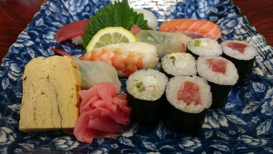 一慶寿司 寿司