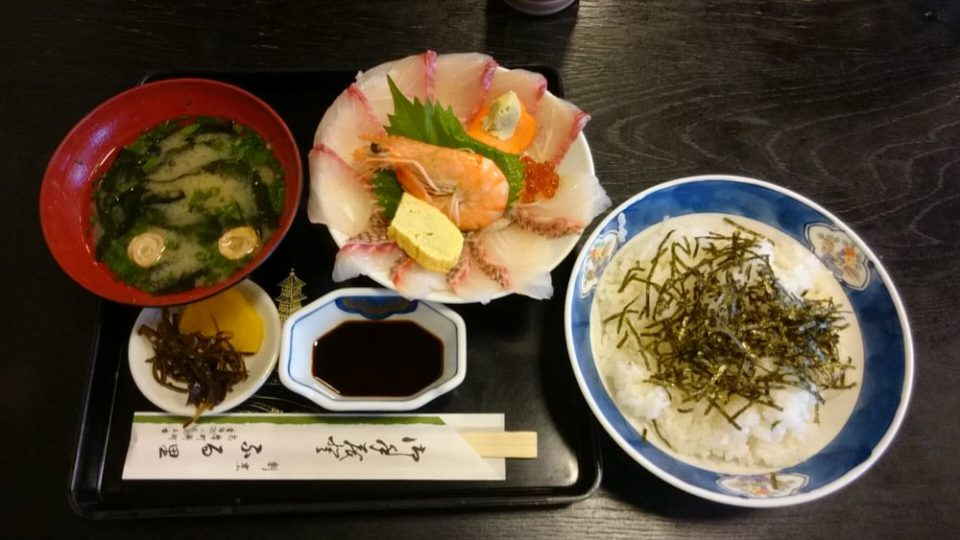 THE OLD VILLAGE 海鮮丼