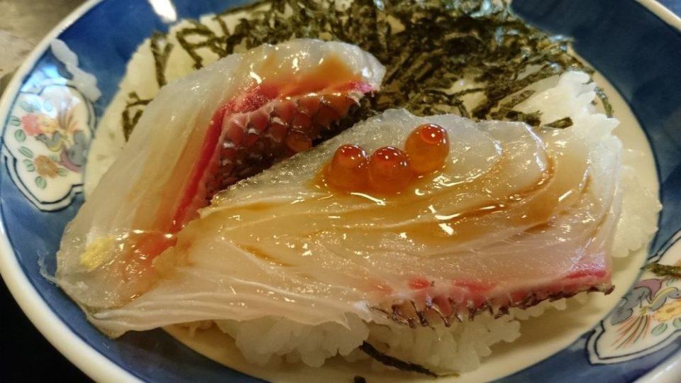 THE OLD VILLAGE 海鮮丼を作る