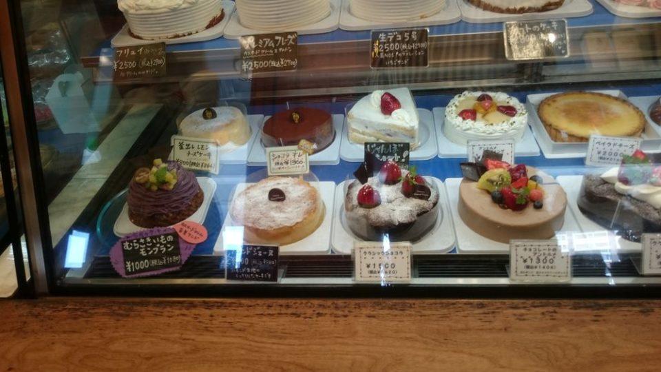 グランママ賀茂店 ケーキ
