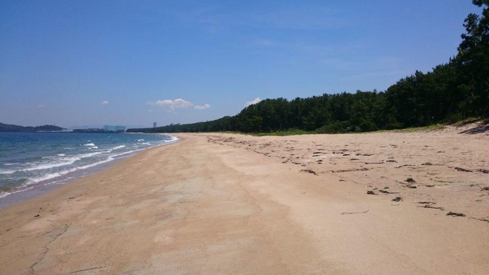 生の松原 海岸