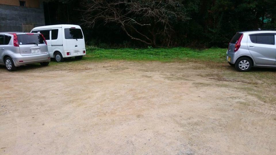 のたり 糸島 駐車場