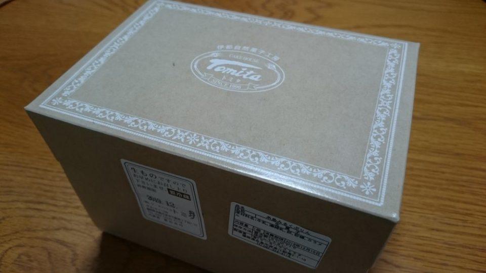 ケーキハウストミタ 箱