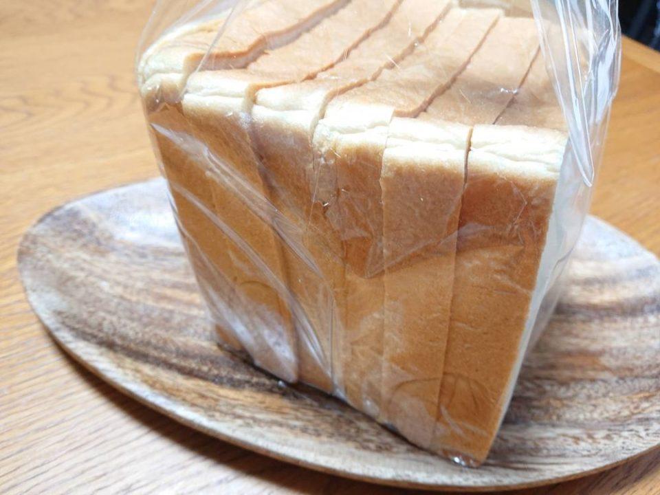 コマパン 姪浜 買った食パン