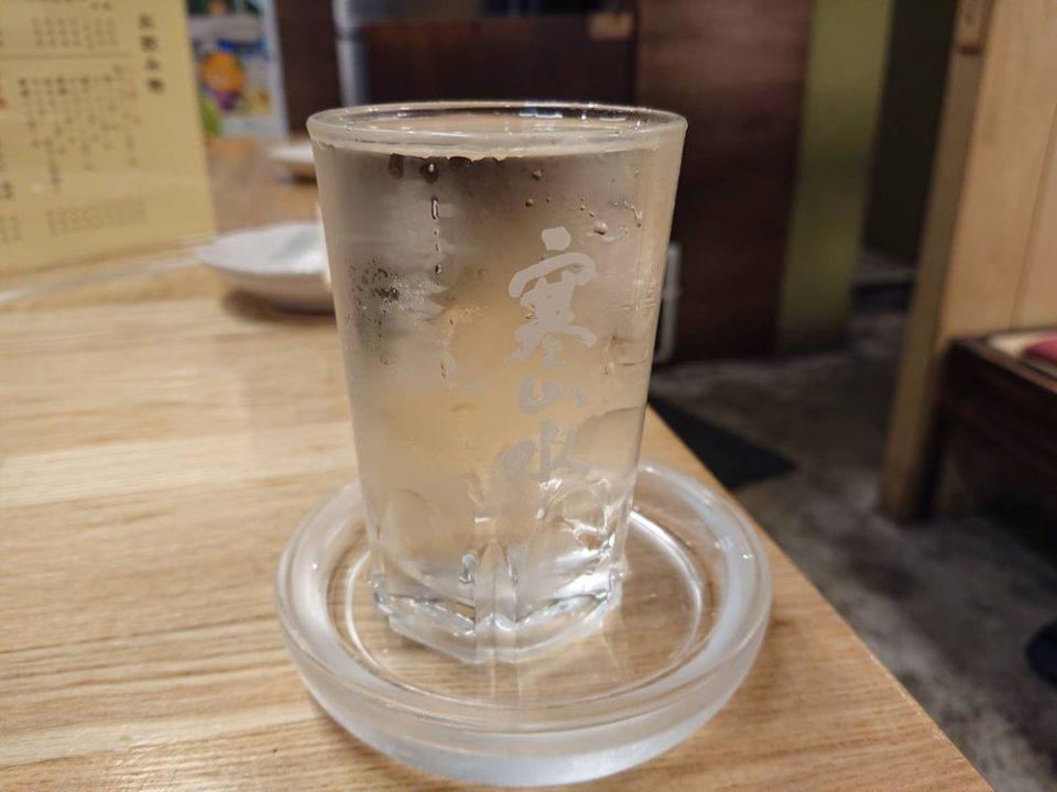 酒処あかり 博多 日本酒