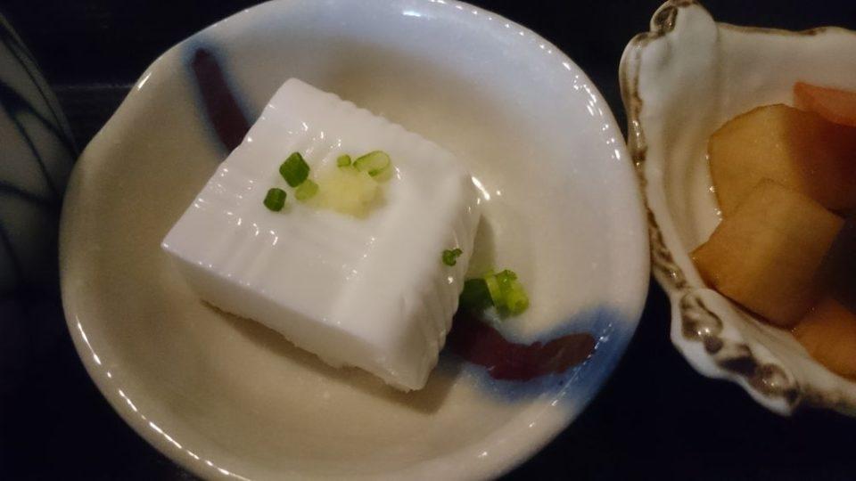 蕎波人(そばんど)豆腐