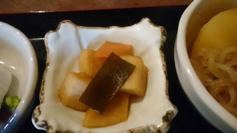 蕎波人(そばんど)漬物