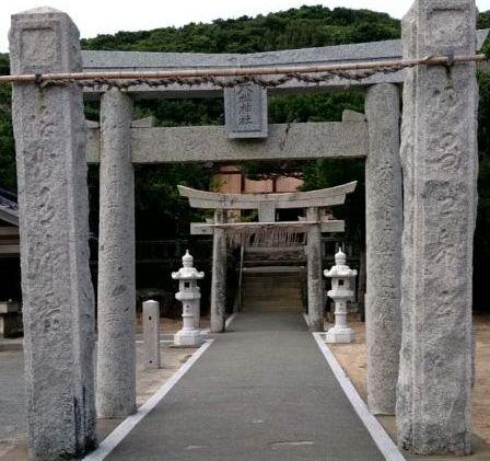 大祖神社 入口