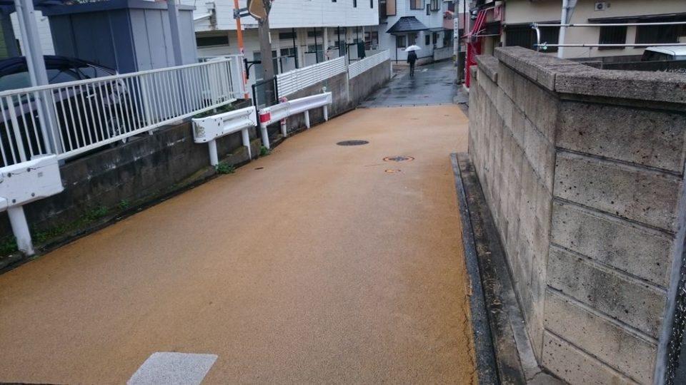 OkashiYa(おかしや)への道