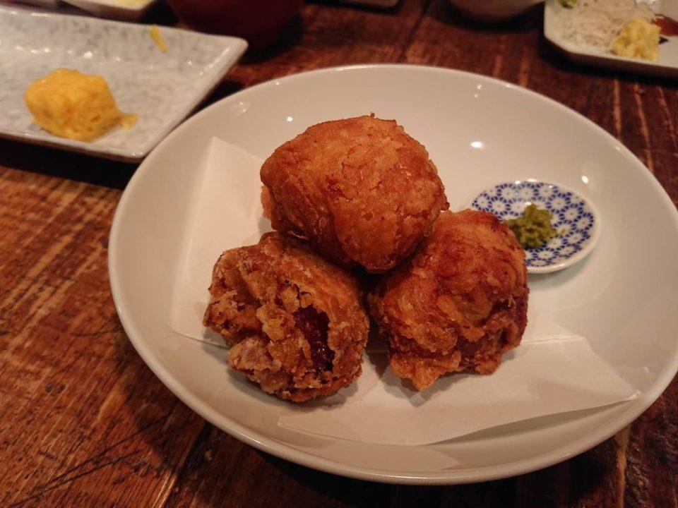 今泉 魚男(フィッシュマン) 唐揚げ