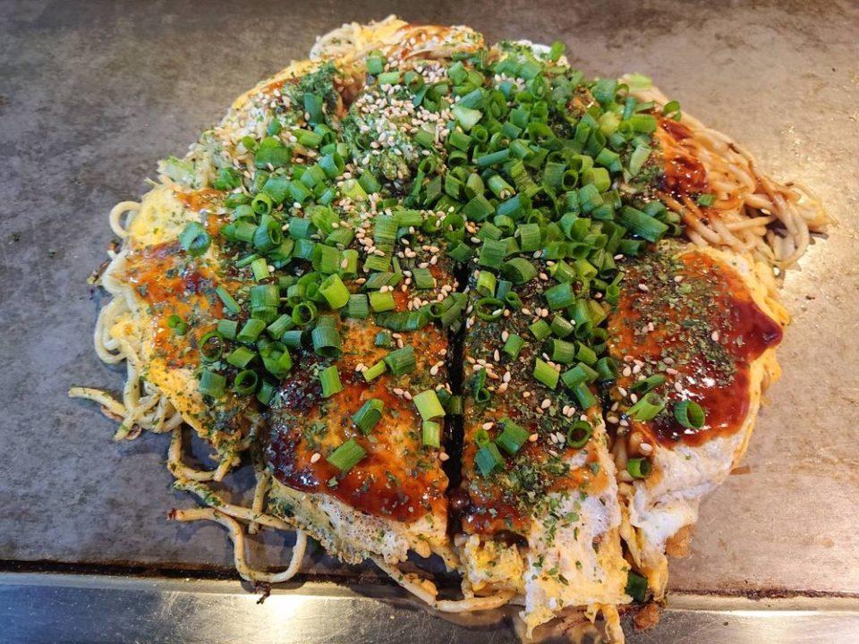 広島お好み焼き きゃべつ お好み焼き