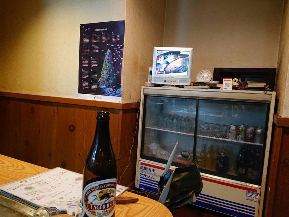 広島お好み焼き きゃべつ 店内