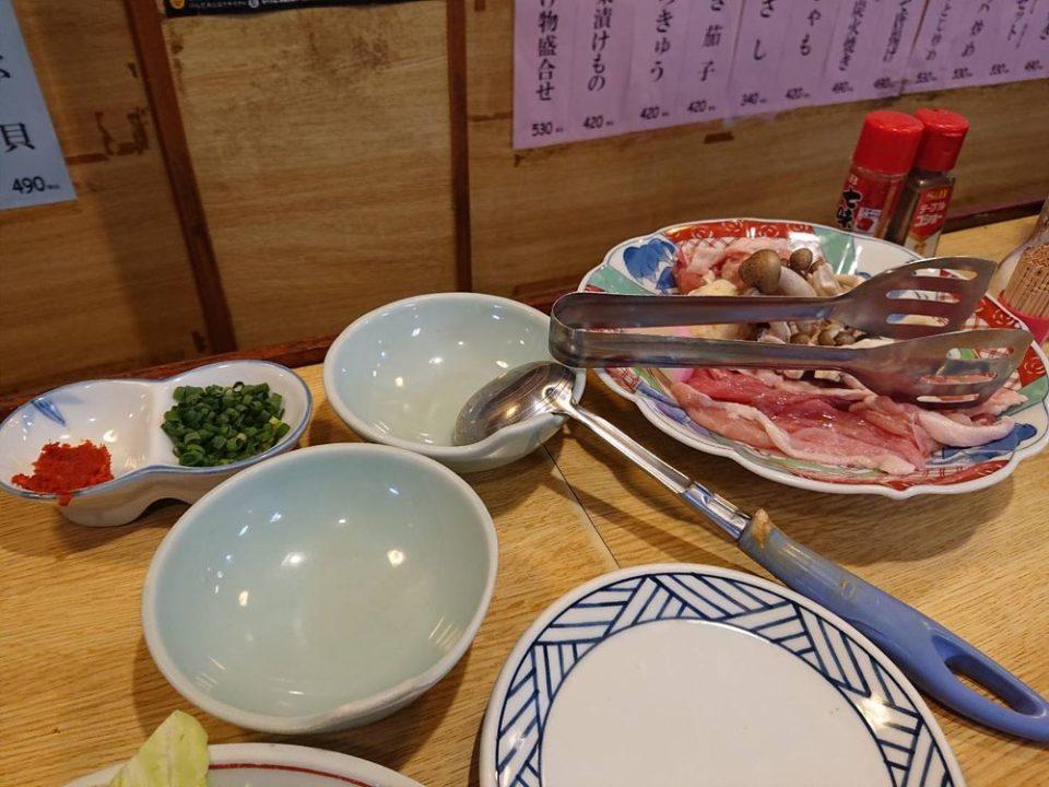 寿久 博多駅 鍋の肉