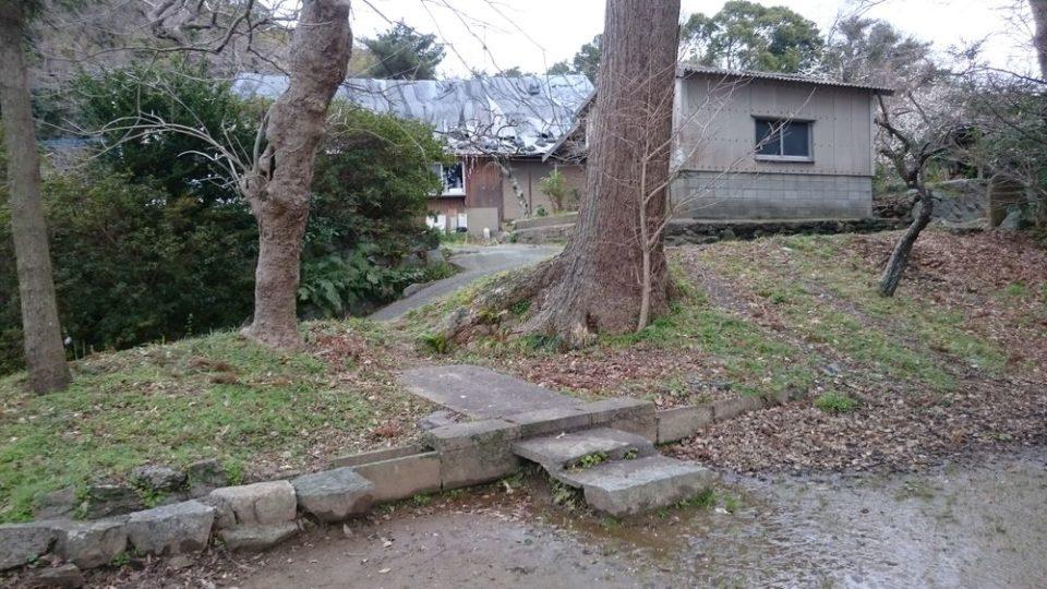 小富士梅林 糸島 この側道から