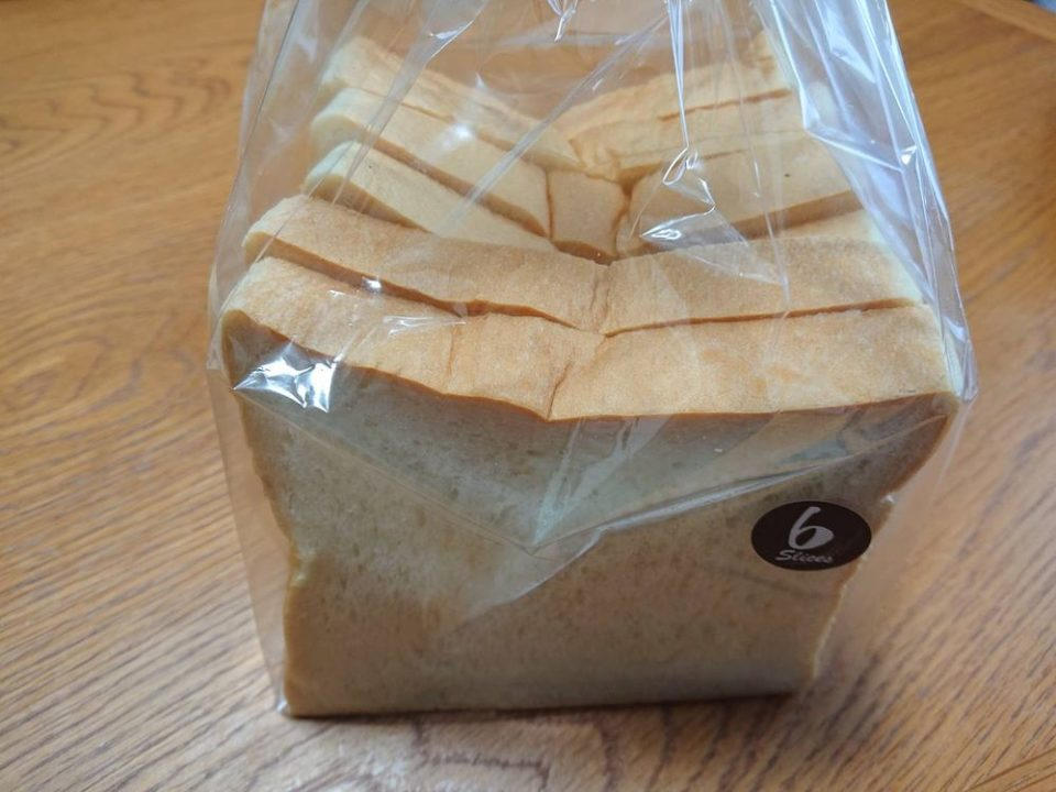 パンシャルマン ふわふわ食パン