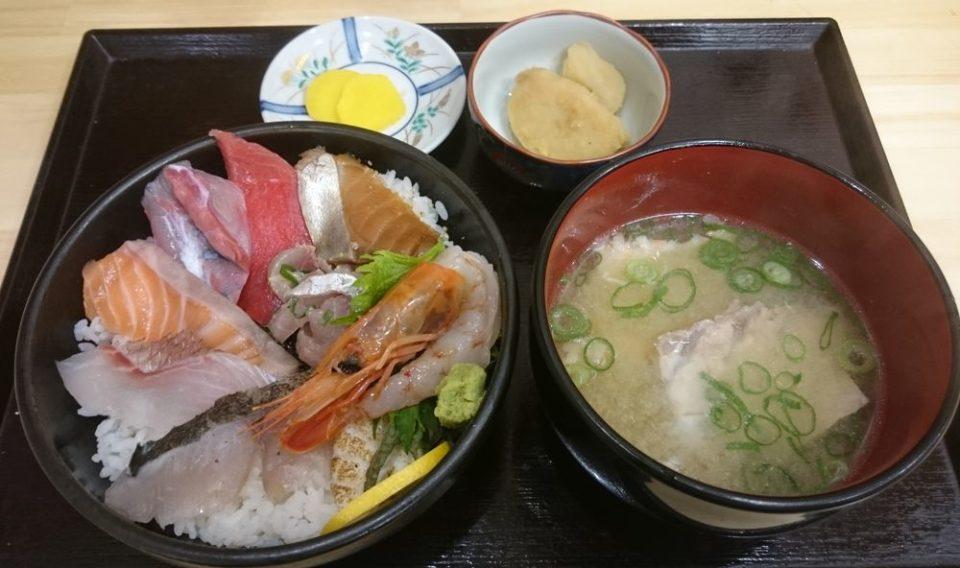 天国食堂 海鮮丼