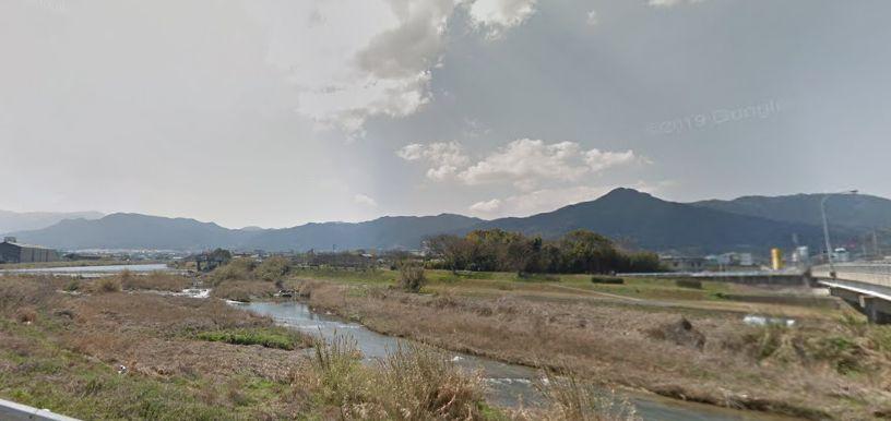 ブルージャムから室見川と脊振山系
