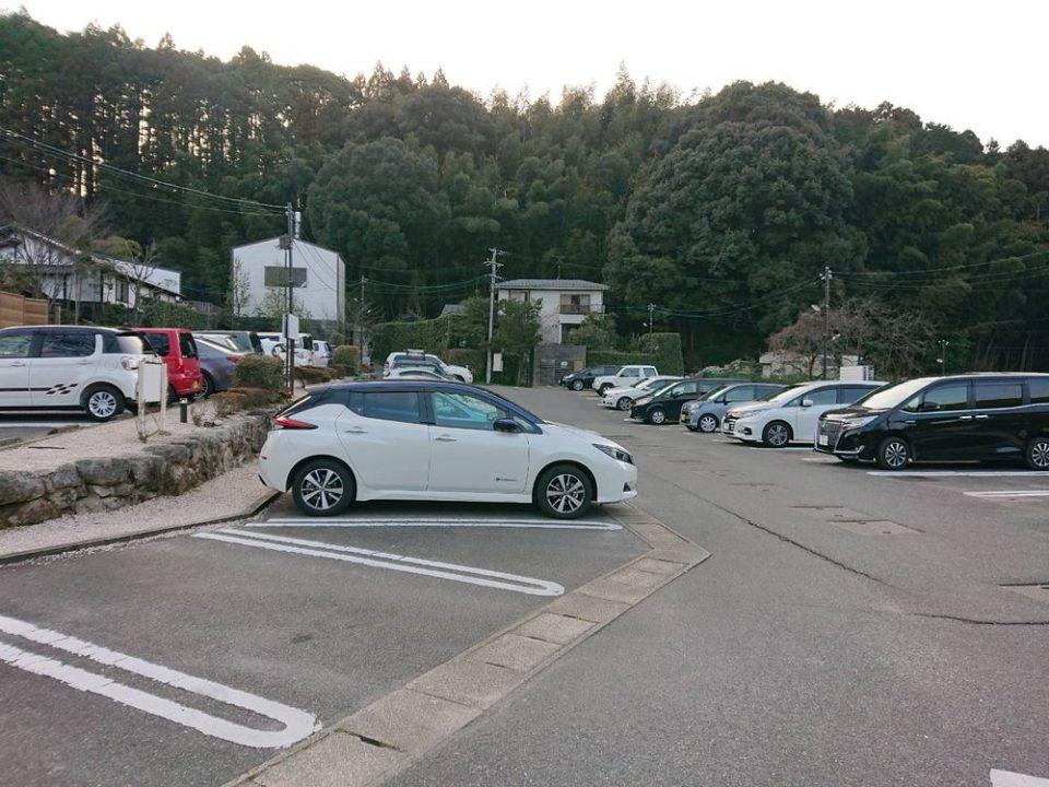那珂川清滝 駐車場