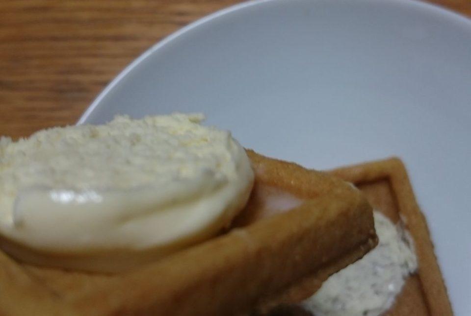 プレスバターサンド クリーム