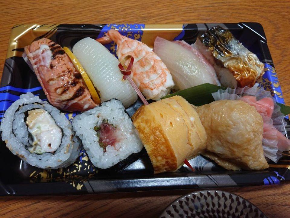仕出しふるかわ 寿司弁当