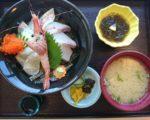 磯の屋 芥屋の民宿ランチはオーシャンビュー 絶品魚料理あります